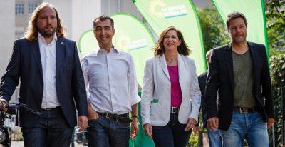 Die Kandidatinnen und Kandidaten zur grünen Urwahl haben bis Januar 2017 Zeit, die Parteibasis von sich zu überzeugen. Foto: © Rasmus Tanck/gruene.de (CC BY 3.0)