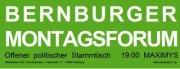 Bernburger Montagsforum mit Podiumsdiskussion