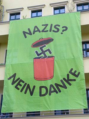 GESICHT ZEIGEN! NAZIS? NEIN DANKE!