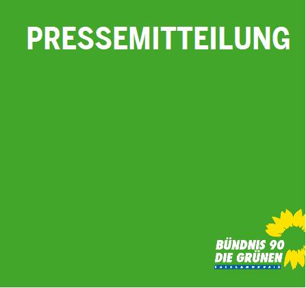Der Kreisverband von BÜNDNIS 90/DIE GRÜNEN  hat einen  neuen Vorstand