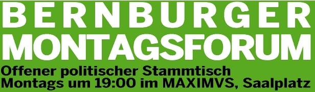 Bernburger Montagsforum 08.10.2012
