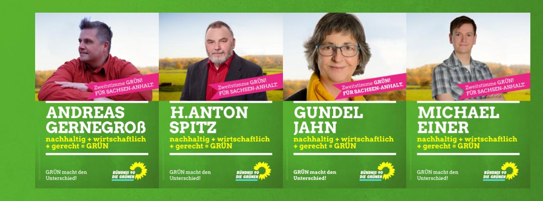 Unsere Direktkandidaten zur Landtagswahl 2016