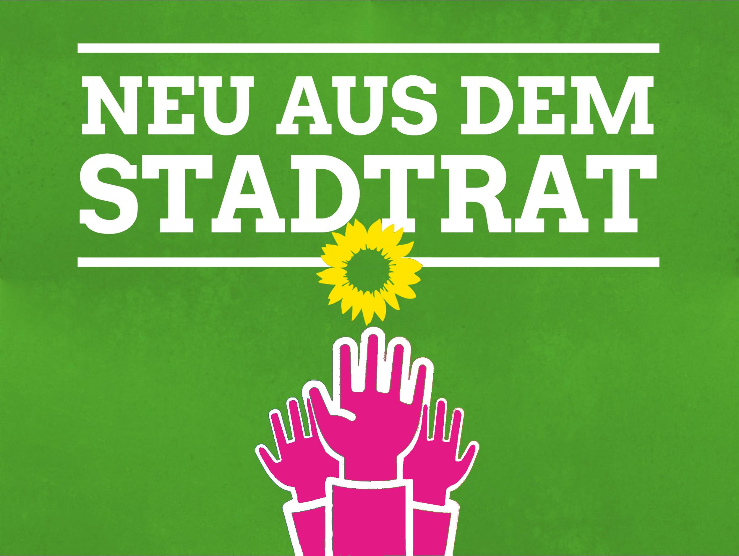 Grüne Aktivitäten im Ascherslebener Stadtrat