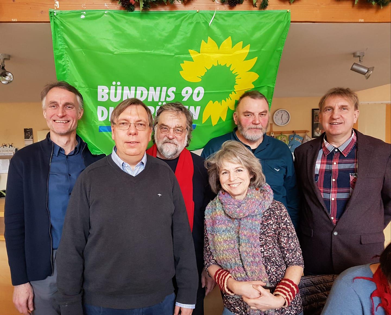 Frischer Wind bei den Bernburger Grünen