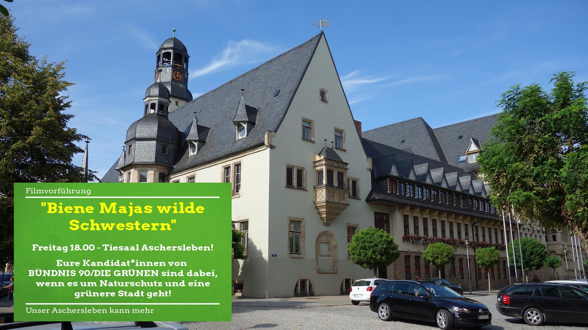 "Filmabend ""Biene Majas wilde Schwestern"""