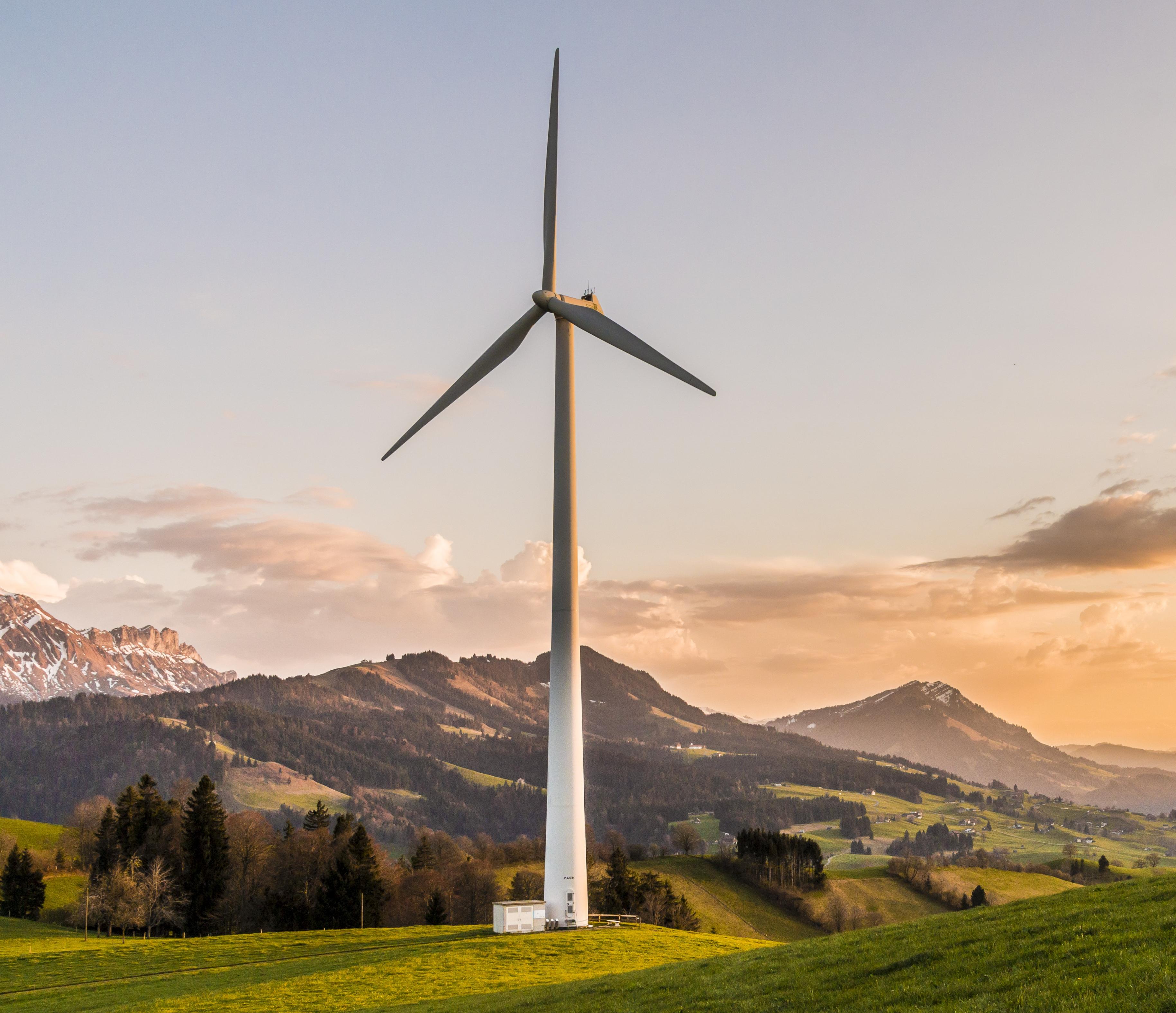 Repowering: Weniger Stäbe, Mehr Energie