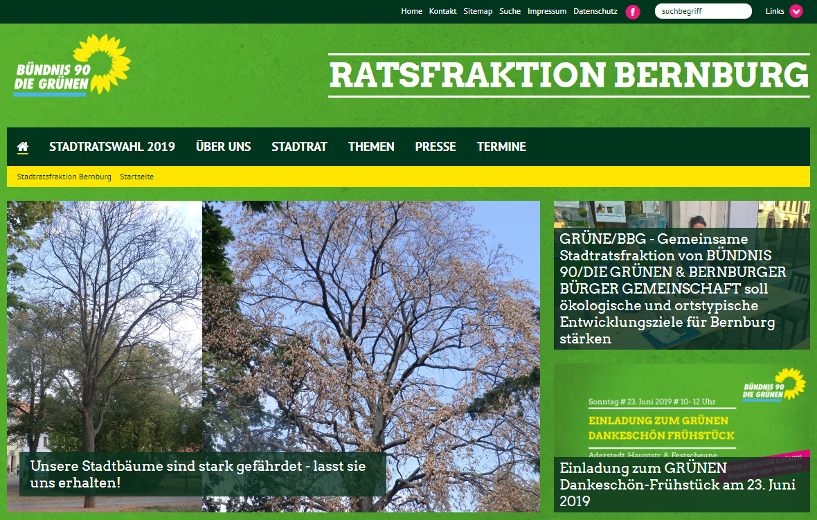Stadtratsfraktion Bernburg