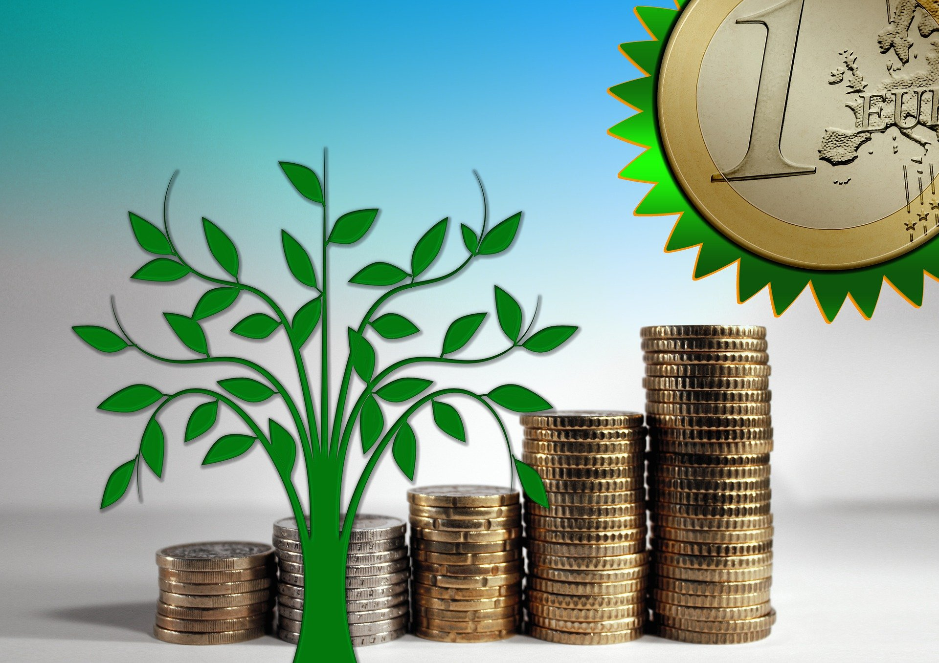 Grünes Investment